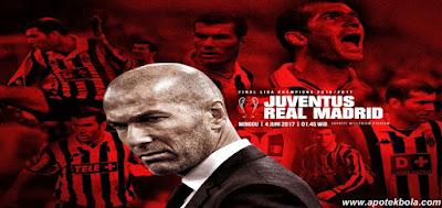 Prediksi Pertandingan Juventus vs Real Madrid 4 Juni 2017