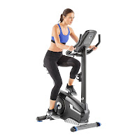 2018 Nautilus U616 Upright Exercise Bike, review features compared with 2014 U616