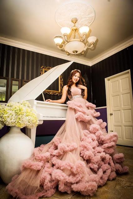 layered dress