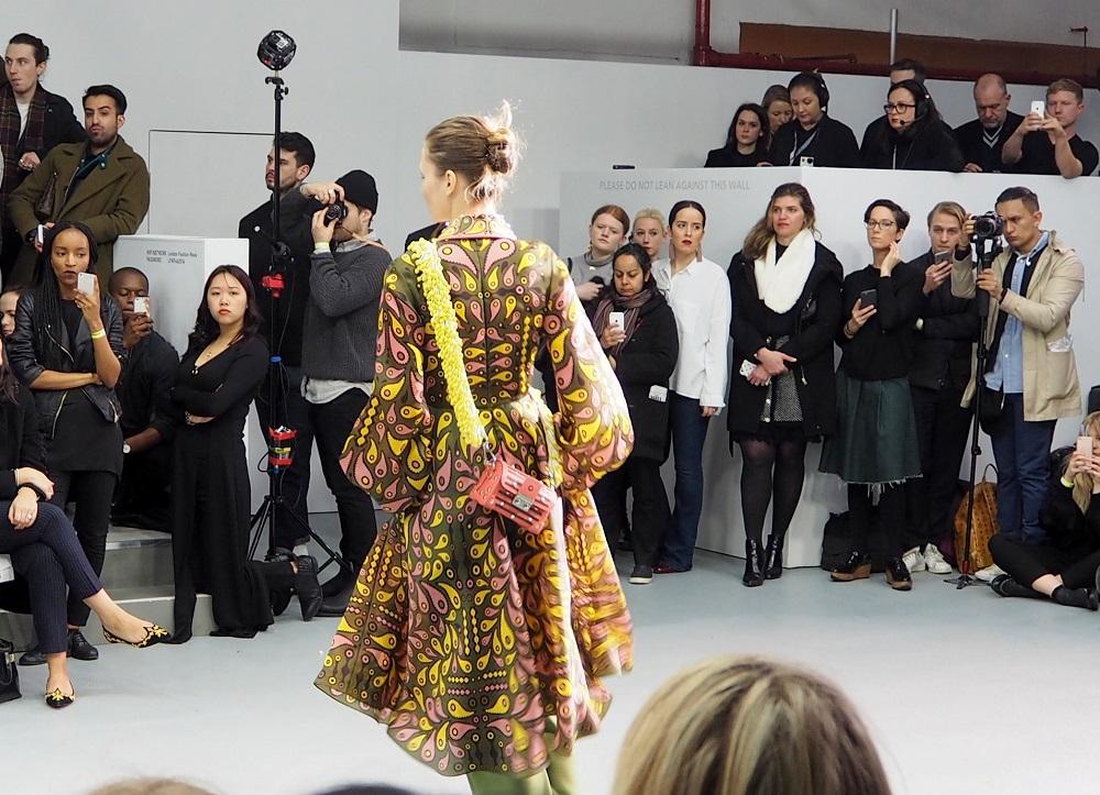AW16 London Fashion Week