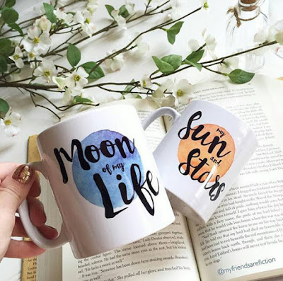 Game of Thrones Mug Set | Tomes and Tequila Blog
