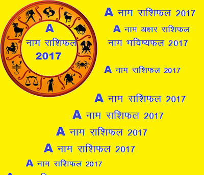 a name horoscope 2017,astrology in hindi by name,news20world,