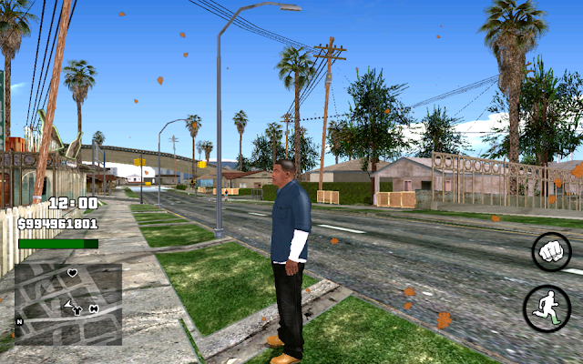GTA V Version 2 Mod Pack for GTA SA Android Final Version Download