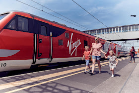 The Spirited Puddle Jumper blogger Virgin Trains Campaign 2017