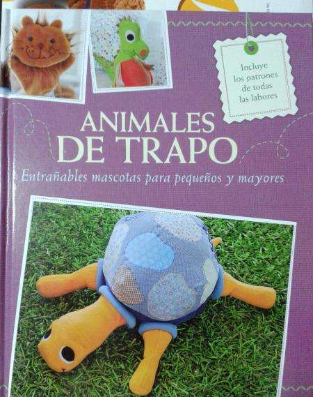 Conhiloslanasybotones: Animales de trapo