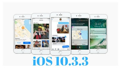Download iOS 10.3.3 with Bug Fixes and Security Improvements [Direct links]