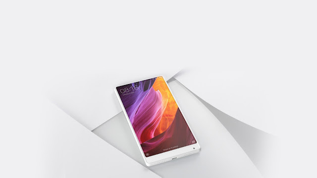 Pearl White Xiaomi Mi Mix