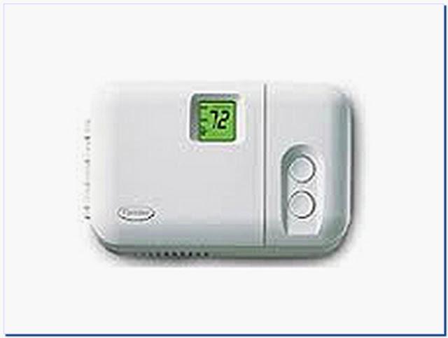 Carrier thermostat older models