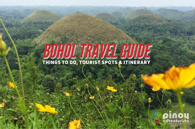 Bohol Travel Guide Blogs Itinerary Things to do in Bohol Philippines