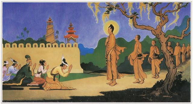 Đạo Phật Nguyên Thủy - Kinh Trung Bộ - 12. Ðại kinh Sư tử hống