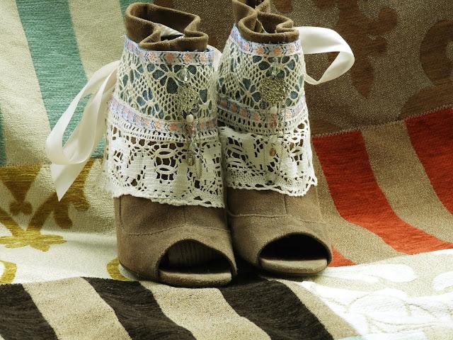 Boho bootseista romanttiseksi bohoksi