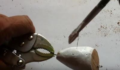 cara membuat jump frog ala thailand