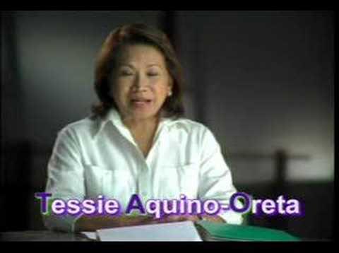 Tessie Aquino-Oreta Dance
