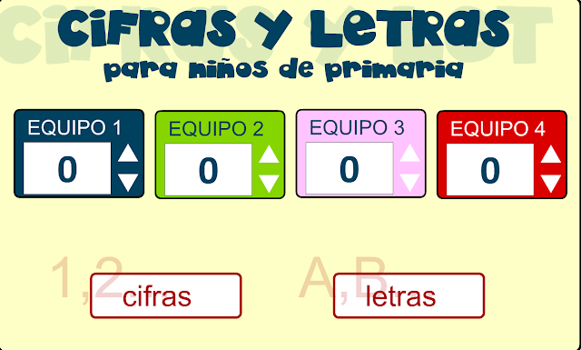http://www.accede-tic.es/Cifrasyletrasparaprimaria/Juegodecifrasyletrasparaprimaria.html