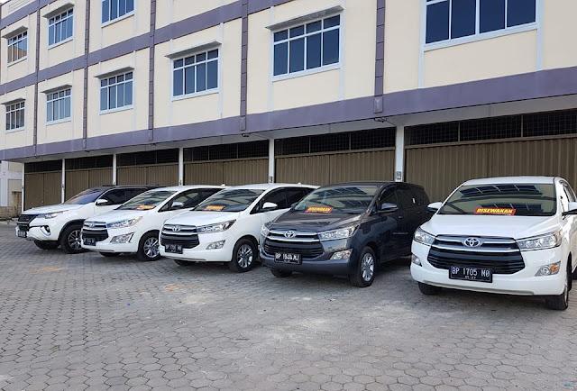 Sewa Innova Reborn Tanjung Pinang