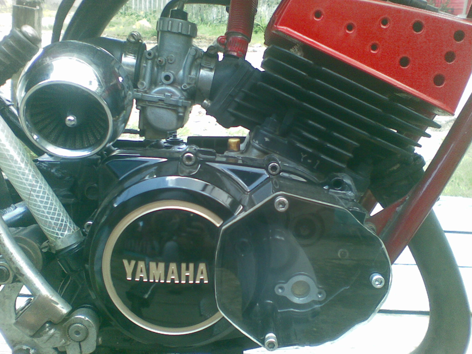 Foto Foto Modifikasi Motor Rx King Modifikasi Motor Yamaha