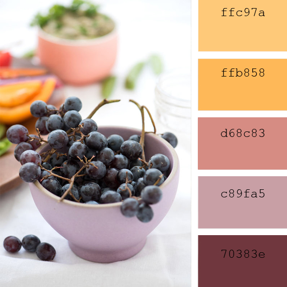 pantone colors, zephir color palette, color of the day