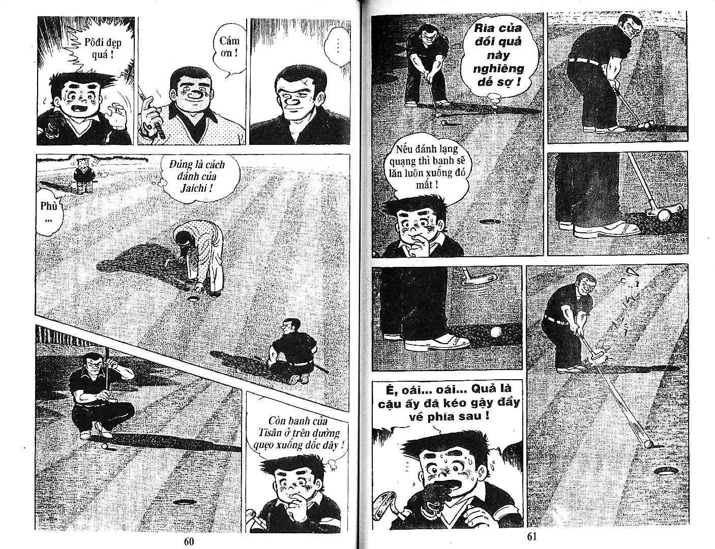 Ashita Tenki ni Naare chapter 28 trang 29