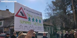 travesía de San Rafael, N-VI, peaje, tunel, ap6, accidentes, trafico, atasco, inseguridad, seguridad, peatones, muertos, heridos, solucióntravesíasanrafael