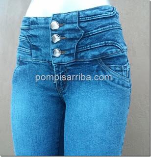 Climax ciclon z jeans Ninel Conde pantalon al mayoréo de mezclilla para dama