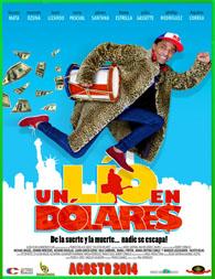 Un Lío en Dólares (2014) | 3gp/Mp4/DVDRip Latino HD Mega