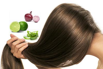 remedios caseros con Cebolla, sávila y limón para la Caida del cabello
