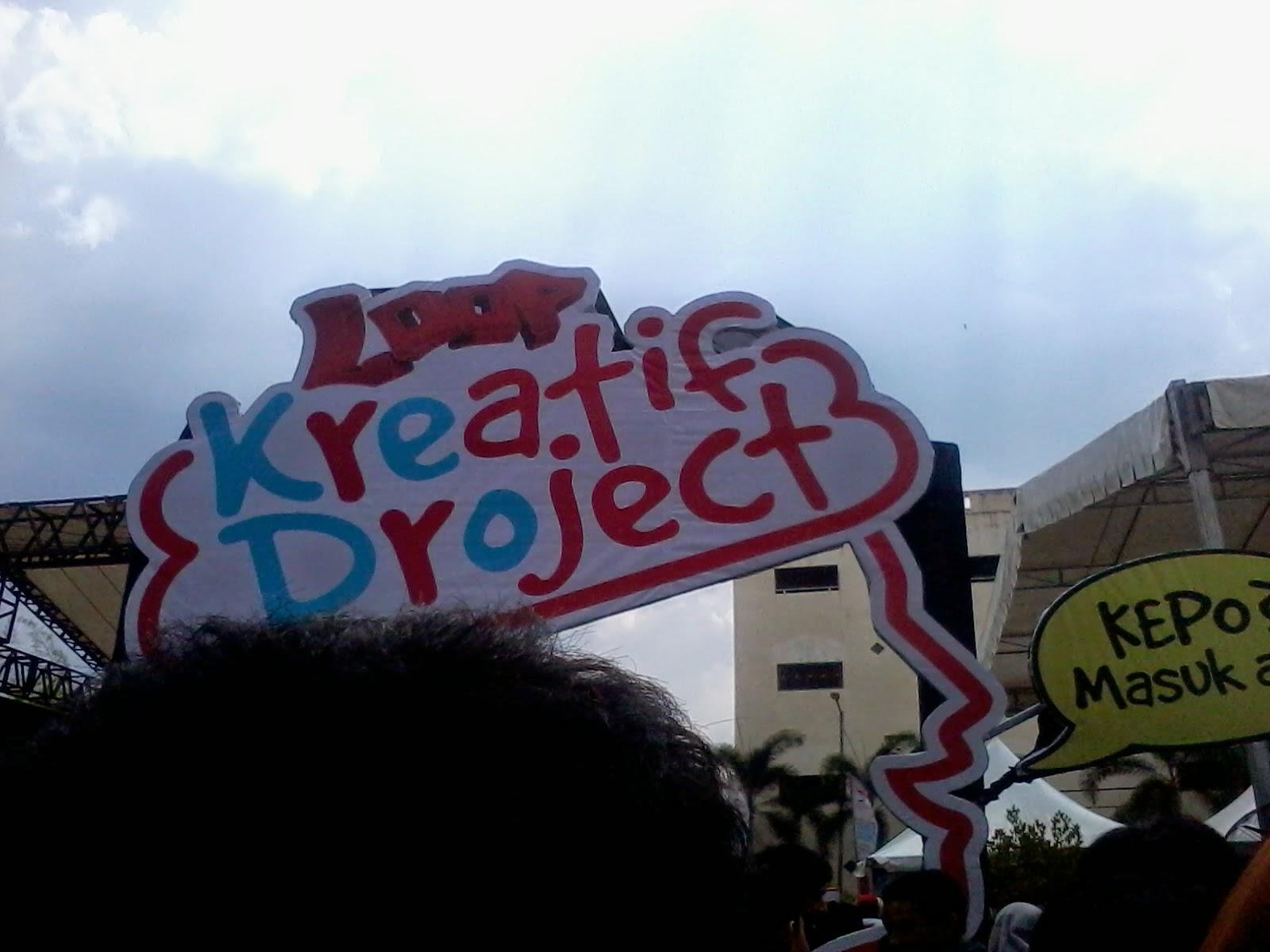 kepo adalah kreatif project