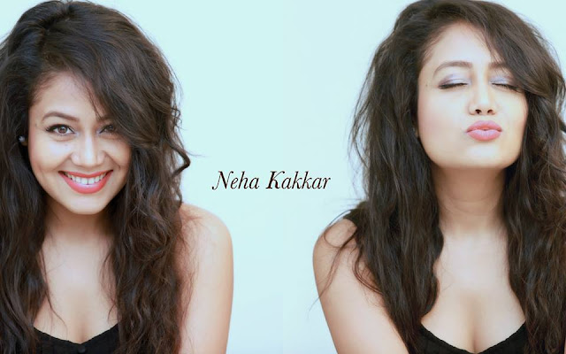 Neha Kakkar Beautiful Female Punjabi Singer Images