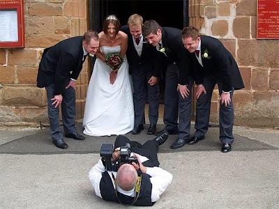 Fotografiando una boda