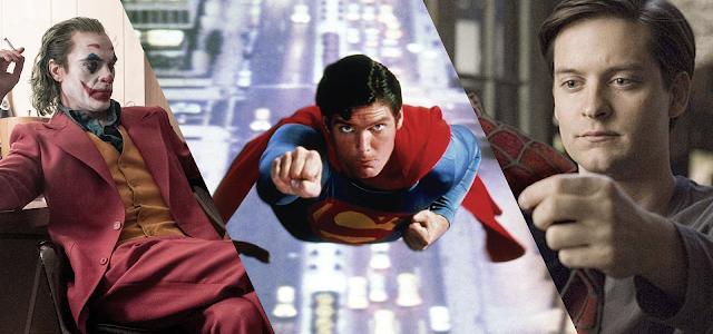 Todos os filmes de super-heróis que já ganharam o Oscar