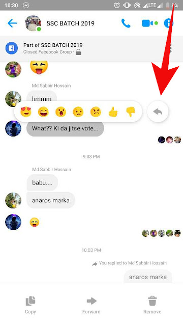Threaded Reply Is Now Available On Messenger