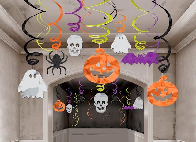 Resultado de imagem para decoração halloween com abobora