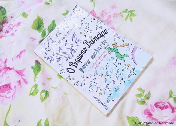 Resenha, livro, O-pequeno-príncipe-para-colorir, Antoine-de-Saint-Exupéry, harpercollins-editora, formato-economico, avon, fotos, capa, livro-de-colorir, ilustrações, trechos