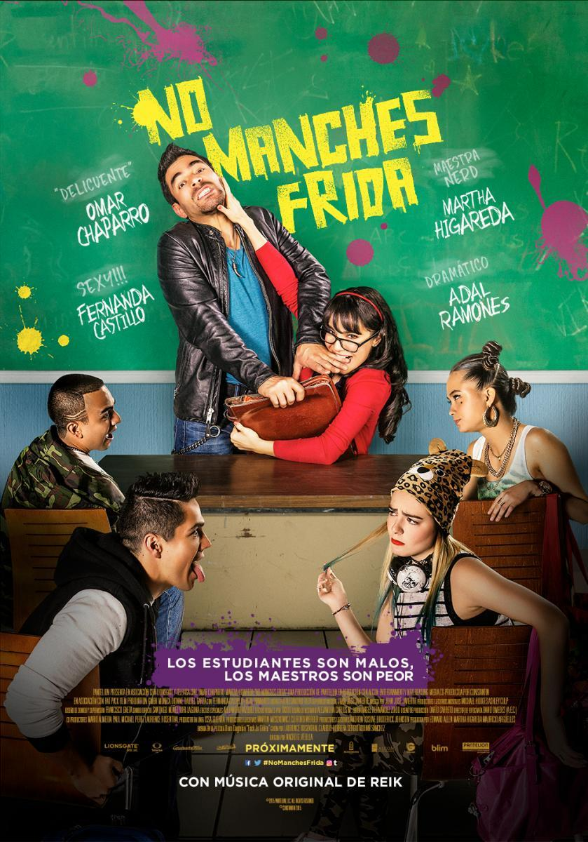 No manches, Frida (2016) Online