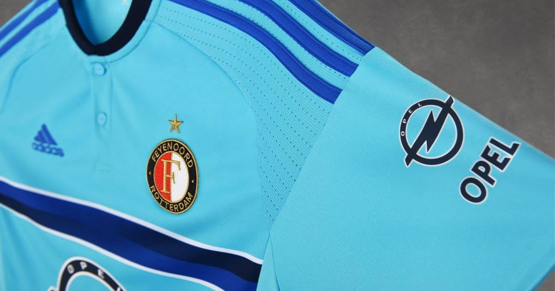 Feyenoord 16 17 Away Kit Released Footy Headlines