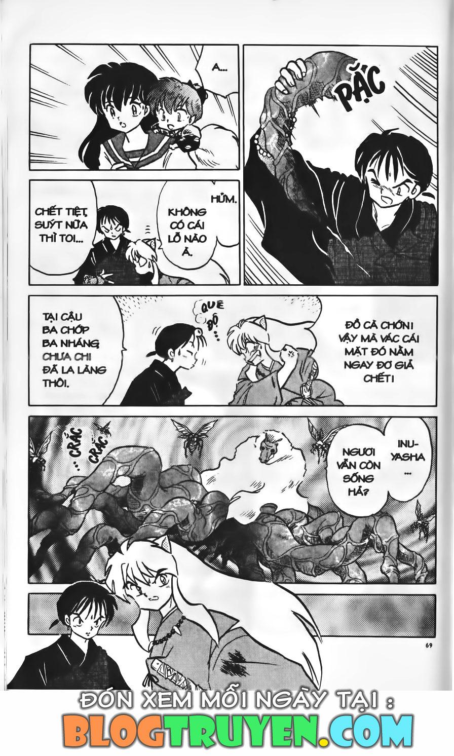 Inuyasha vol 10.4 trang 12