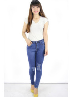 Skinny Jeans For Teenage Girl