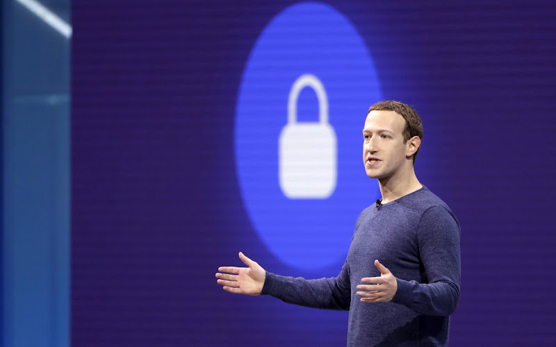 Mark Zuckerberg outlines a 'privacy-focused' revamp of Facebook Platform