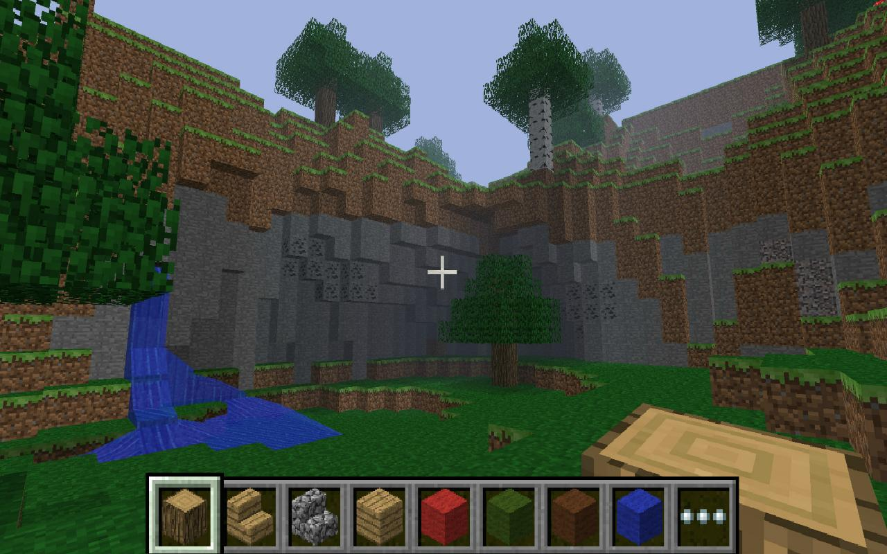 Minecraft - Pocket Ed. Demo ~ Apps do Android