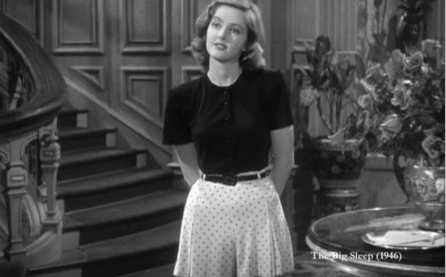 The Big Sleep 1946 Martha Vickers