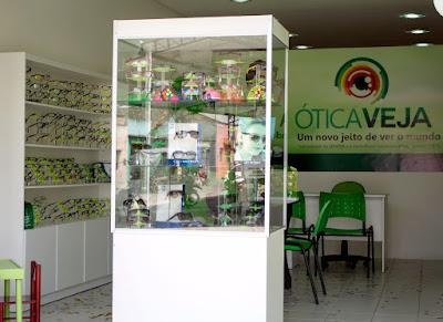 Ótica Veja  é inaugurada em Sairé