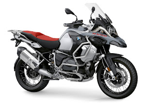 BMW R 1250 GS Adventure (2019) Front Side