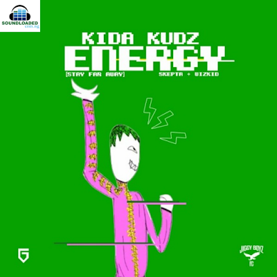 """Kida Kudz delivers an impressive freestyle to the Skepta and Wizkid's hit song titled """"Energy"""".      The UK based Nigerian singer gives his listeners a new freestyle to keep them engaged as he gears up his upcoming single."""
