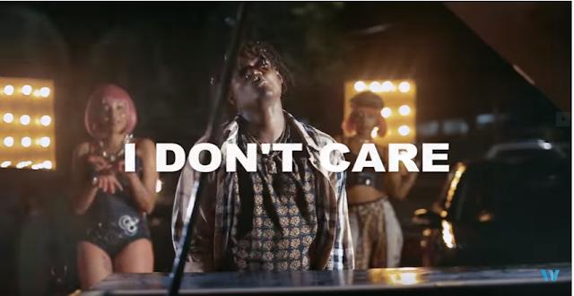 Nyandu Tozzy ft Chin Beez  - I DON'T CARE