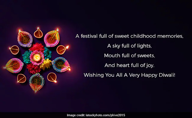 Happy Diwali Messages in Hindi English