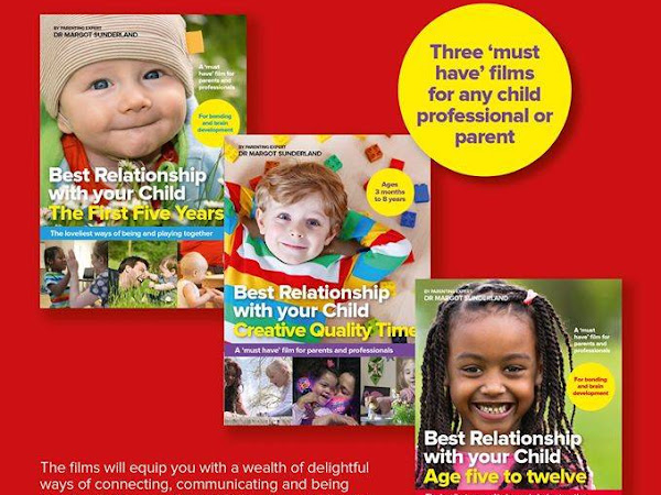 Best Relationship With Your Child DVD Giveaway