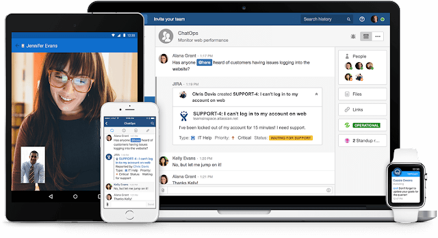 [FREE] HipChat - private group chat, video chat, instant messaging for teams
