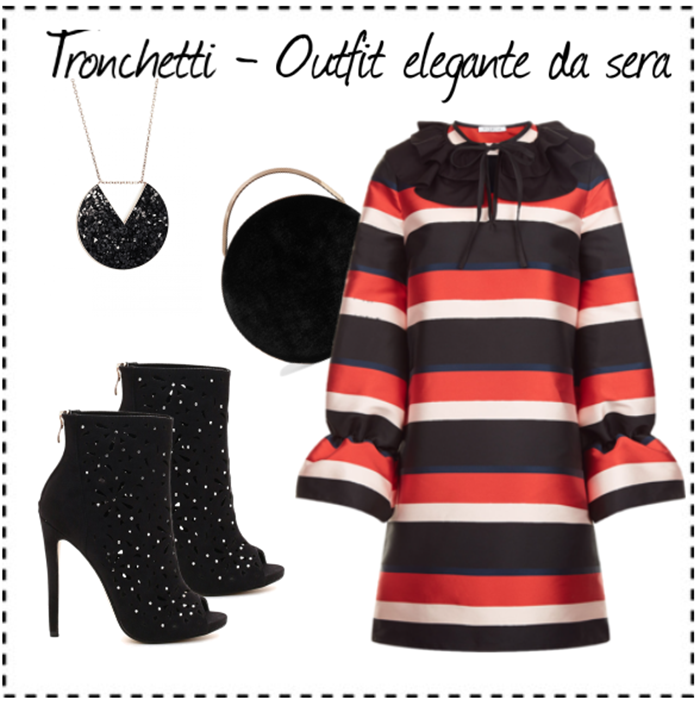 outfit con ankle boots