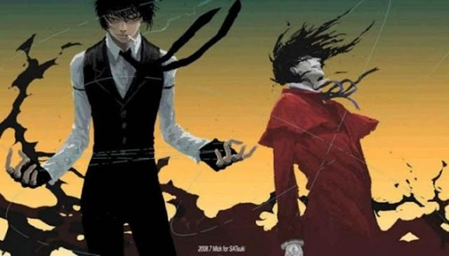 Download Hellsing The Dawn Subtitle Indonesia