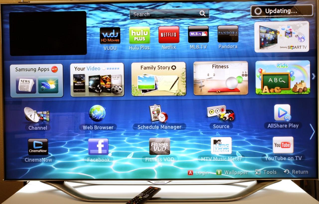 Samsung Instalar SMART IPTV